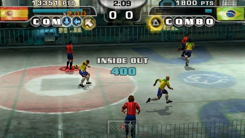 Download Game Ppsspp Fifa Street 2 Cso High Compress (A Dree