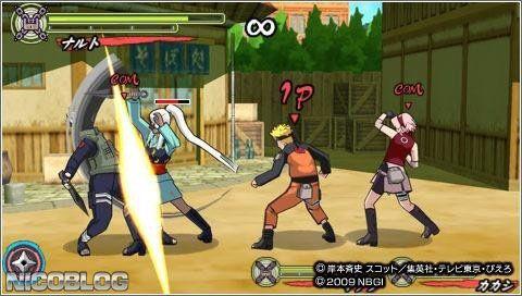 Download File Ppsspp Naruto Ultimate Heroes 3 Ukuran Kecil Nohsadreams